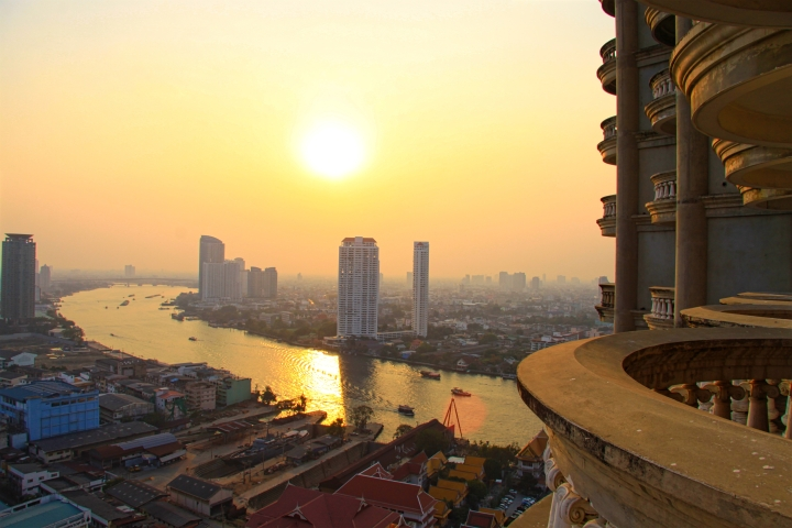 Frousse à Bangkok