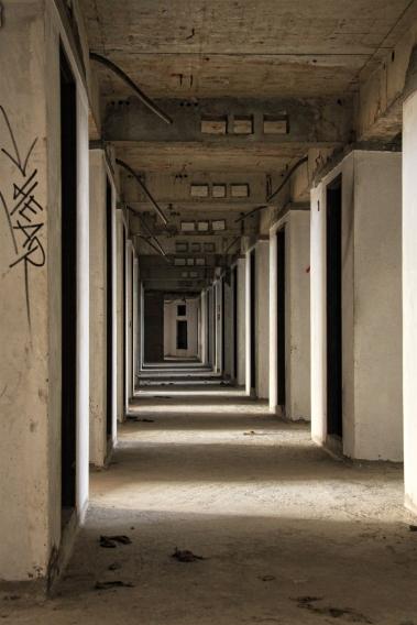 L'intérieur de la Ghost Tower