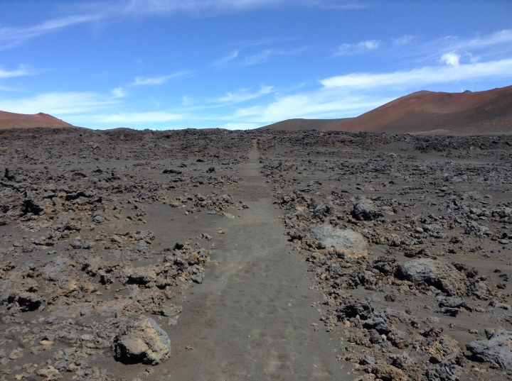 Sentier Sliding Sands
