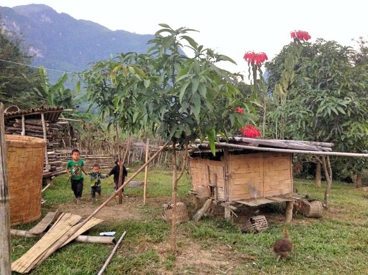Une nuit dans un village Hmong