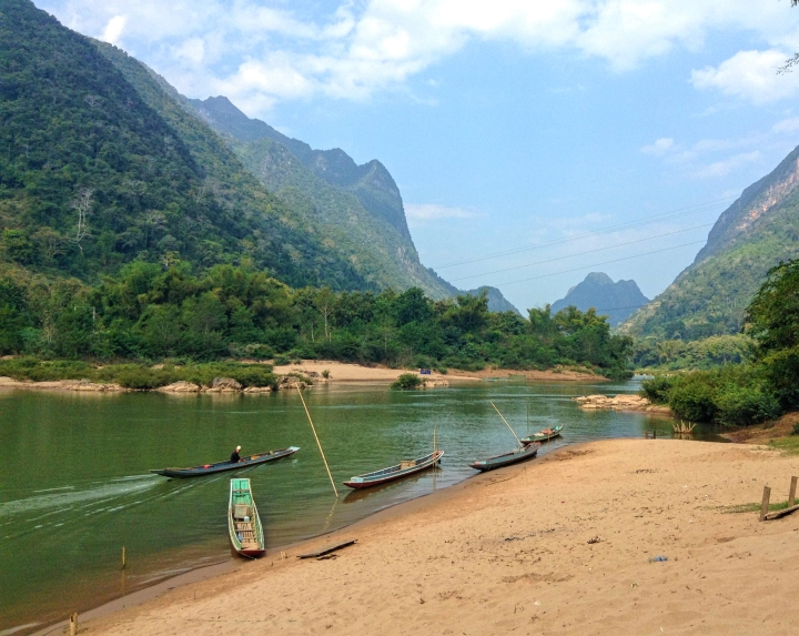 Laos : la Mecque du plein air enAsie