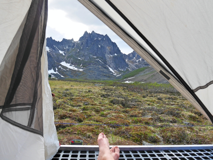 Camping au Yukon : le guide pratique