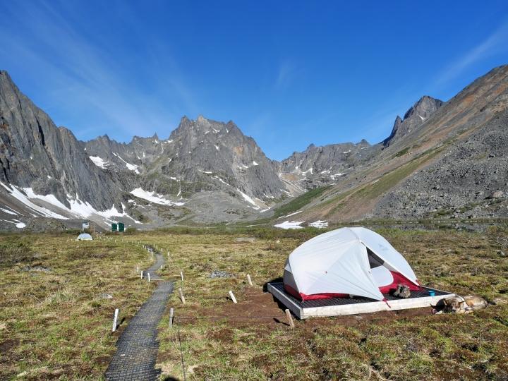 GrizzlyLake_Campground