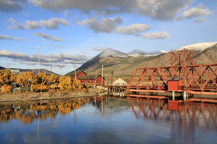 Carcross Bridge