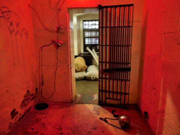 Salle de confinement solitaire