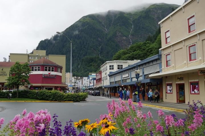 Glacier et bières à Juneau,Alaska