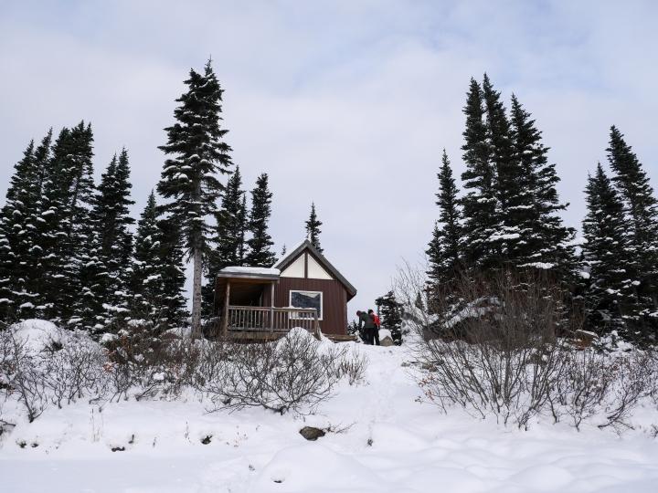 Bon plan : cabine Upper Dewey (Skagway,Alaska)