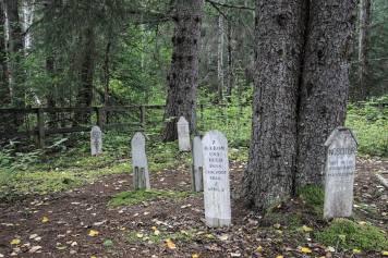 cimetière de Dyea