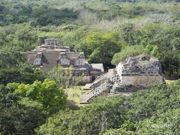 Coup de coeur au Mexique pour les ruines mayas d'EkBalam
